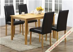 OAK LUNA PARSON DINING SET